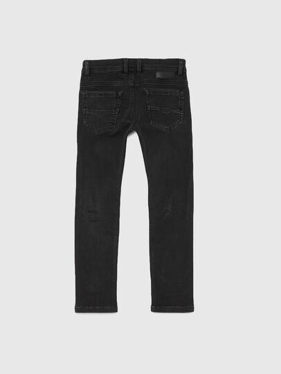 Diesel - THOMMER-J JOGGJEANS, Nero - Jeans - Image 2
