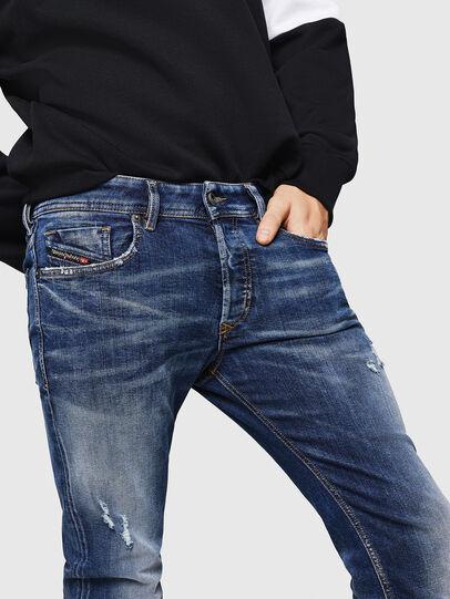 Diesel - Sleenker 069HQ, Blu medio - Jeans - Image 3