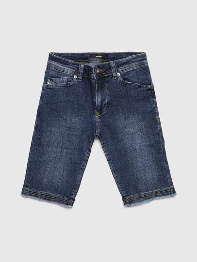 Diesel - DARRON-R-J SH-N, Blu medio - Shorts - Image 1