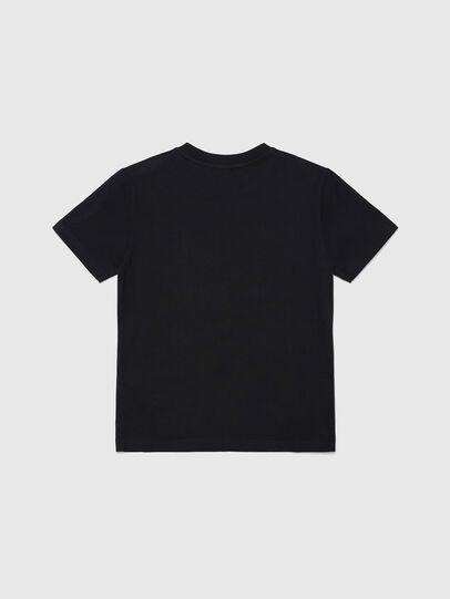 Diesel - TJUSTMCA1, Nero - T-shirts e Tops - Image 2