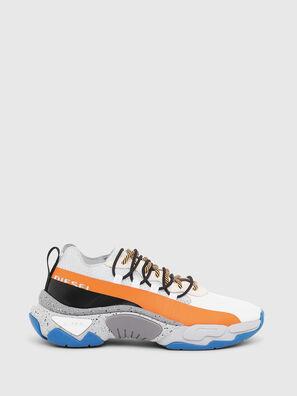 S-KIPPER BAND, Bianco/Arancione - Sneakers