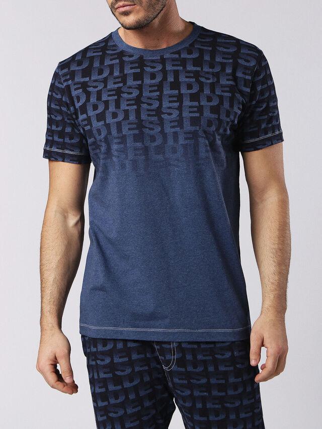 Diesel - UMLT-JAKE, Blu - T-Shirts - Image 1