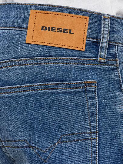 Diesel - D-Mihtry 009EK, Blu Chiaro - Jeans - Image 4