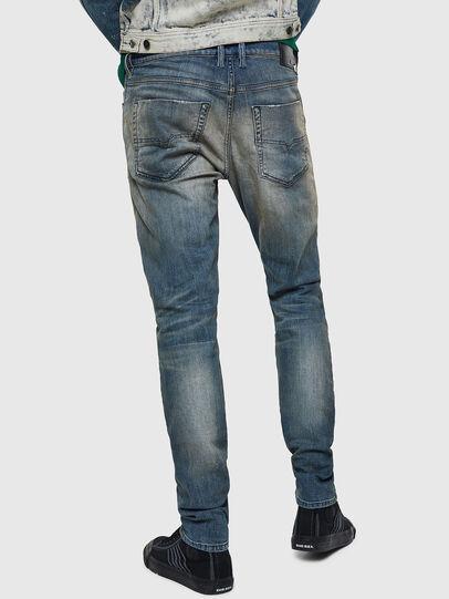 Diesel - Tepphar 084AQ, Blu Chiaro - Jeans - Image 2