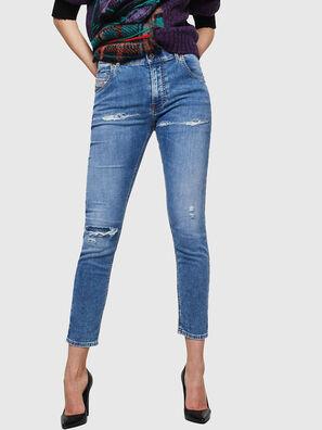 Krailey JoggJeans 069IH, Blu Chiaro - Jeans