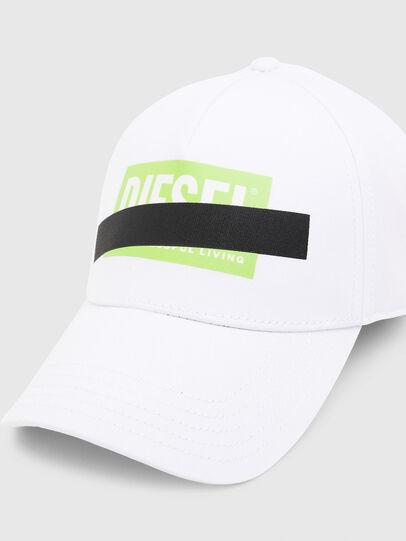 Diesel - CIRIDE-M, Bianco - Cappelli - Image 3