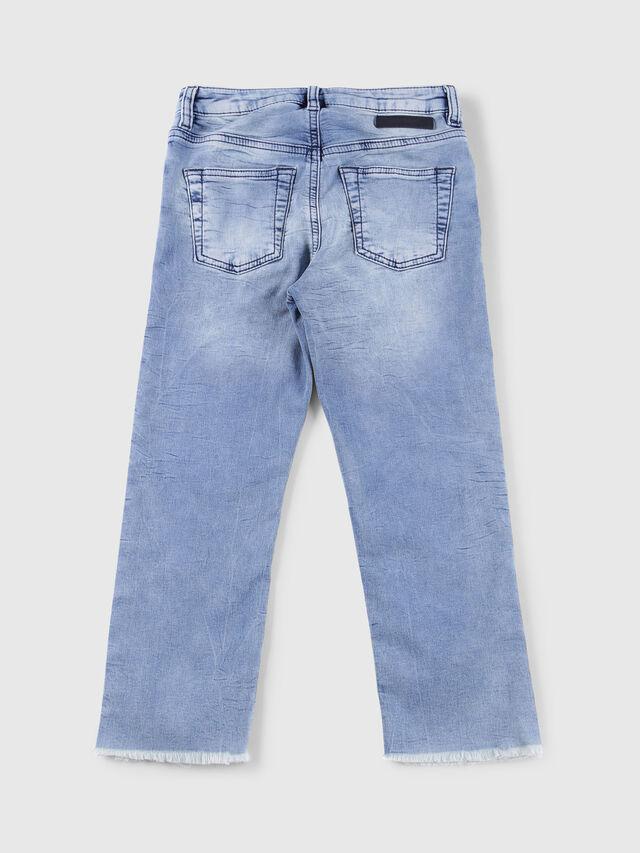 Diesel - ARYEL-J JOGGJEANS, Blu Chiaro - Jeans - Image 2