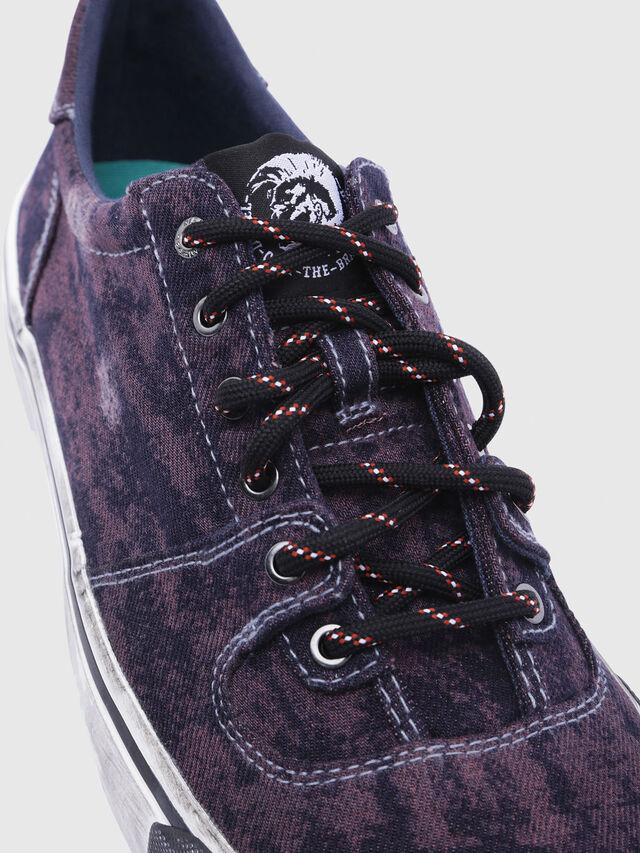 Diesel - S-FLIP LOW, Viola - Sneakers - Image 4