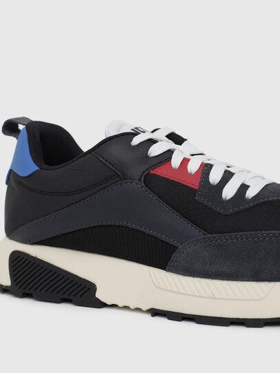 Diesel - S-TYCHE LOW CUT, Blu Scuro - Sneakers - Image 4