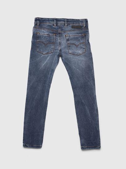 Diesel - SLEENKER-J JOGGJEANS-N, Blu Chiaro - Jeans - Image 2