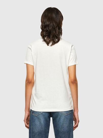 Diesel - T-SILY-V32, Bianco - T-Shirts - Image 2