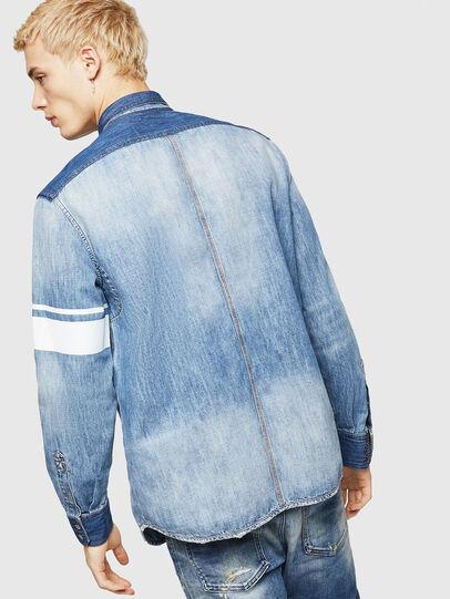 Diesel - D-MILLER, Blu Jeans - Camicie in Denim - Image 2