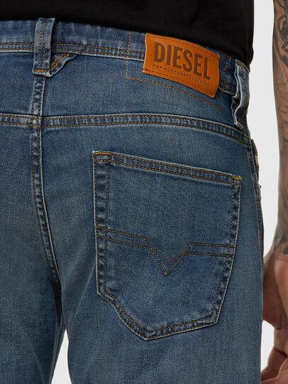 Diesel - Larkee 009EI, Blu medio - Jeans - Image 3