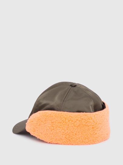 Diesel - CIFUR, Verde Militare - Cappelli - Image 2