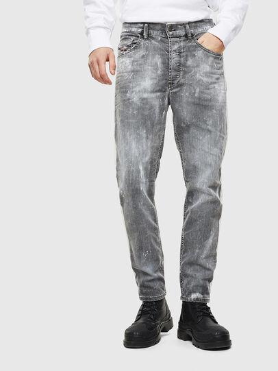 Diesel - D-Eetar 0094N, Grigio Chiaro - Jeans - Image 1