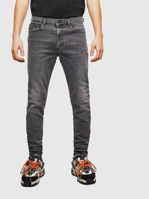 D-Amny 009AJ, Nero/Grigio scuro - Jeans