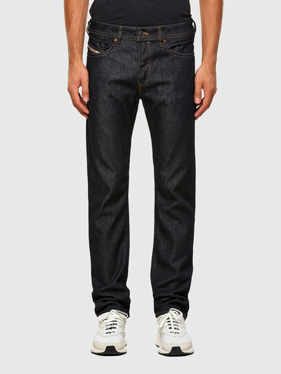 Diesel - Buster 009HF, Blu Scuro - Jeans - Image 1