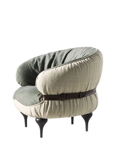 Diesel - CHUBBY CHIC - POLTRONA, Multicolor  - Furniture - Image 4