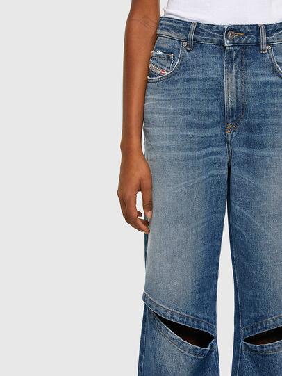 Diesel - D-Reggy 009RK, Blu medio - Jeans - Image 3