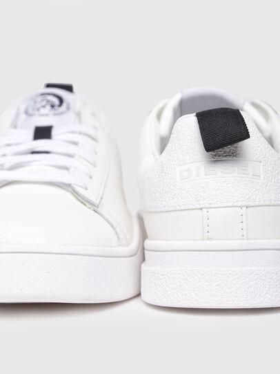 Diesel - S-CLEVER LOW W, Bianco Vivo - Sneakers - Image 4