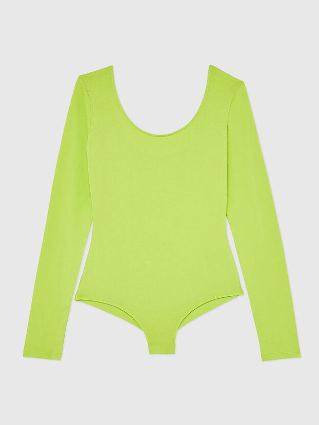 UFBY-BODY-LS, Giallo Fluo - Body