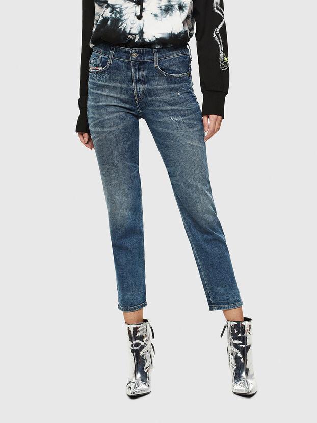 D-Rifty 0890Y, Blu medio - Jeans