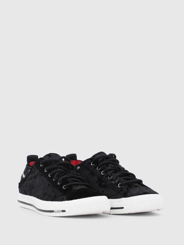 Diesel - EXPOSURE IV LOW  W, Nero - Sneakers - Image 2