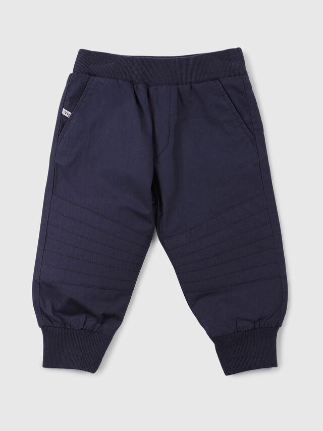 Diesel - POLCIB, Blu Scuro - Pantaloni - Image 1