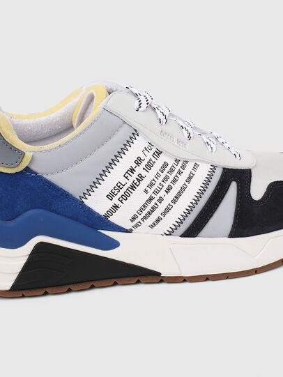 Diesel - S-BRENTHA FLOW, Grigio/Blu - Sneakers - Image 5