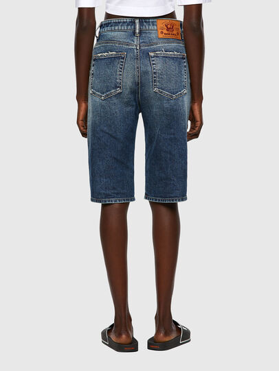 Diesel - DE-LILY-SP, Blu medio - Shorts - Image 2