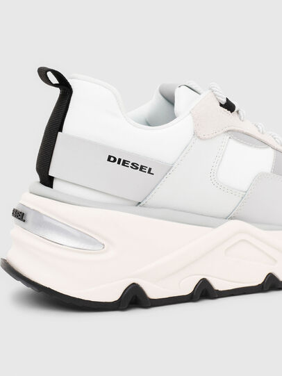 Diesel - S-HERBY LOW, Bianco - Sneakers - Image 6