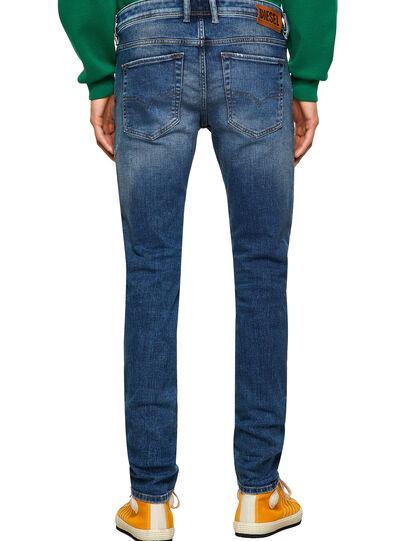Diesel - Sleenker 009PN, Blu medio - Jeans - Image 2