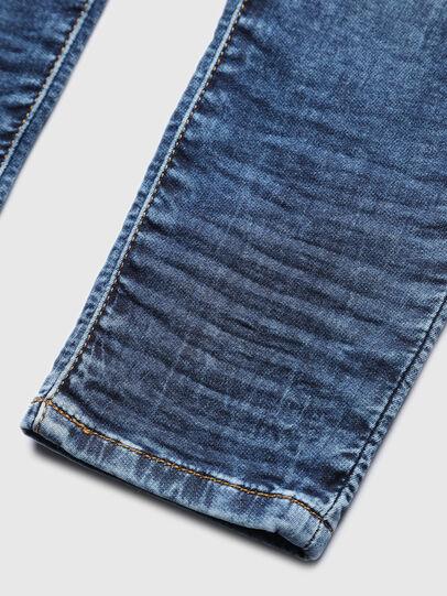 Diesel - D-STRUKT-J JOGGJEANS, Blu medio - Jeans - Image 3