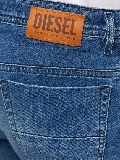 Diesel - Thommer 009MB, Blu medio - Jeans - Image 4