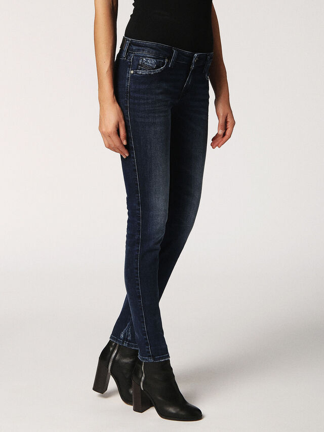 GRACEY 0687E, Blu Jeans
