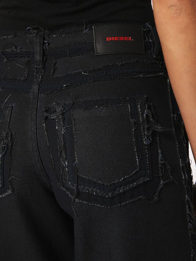 NICLAH 084NI, Nero Jeans