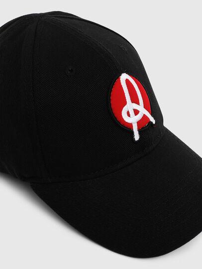 Diesel - LR-CAP, Nero - Cappelli - Image 4