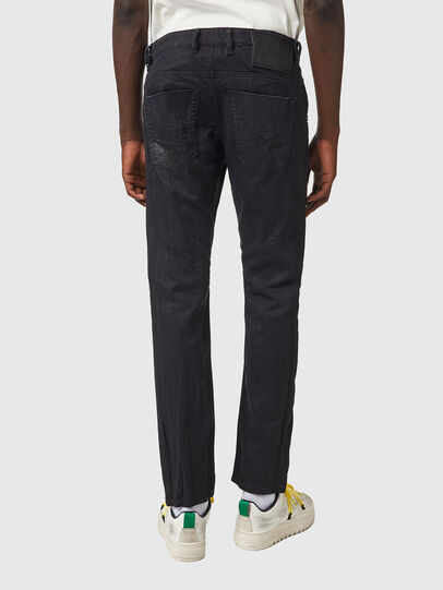 Diesel - Krooley JoggJeans® 069WW, Nero/Grigio scuro - Jeans - Image 2