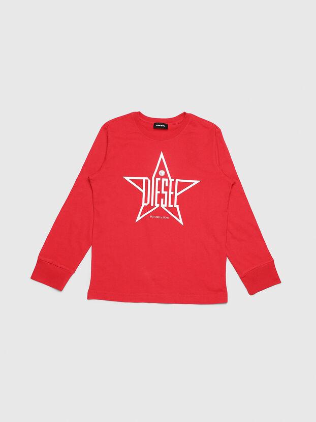 TDIEGOYH-ML, Rosso - T-shirts e Tops