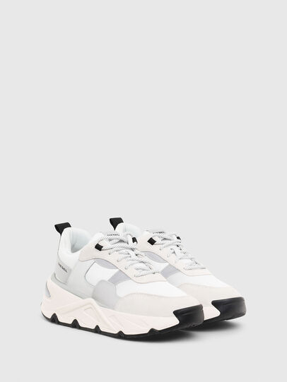 Diesel - S-HERBY LOW, Bianco - Sneakers - Image 2