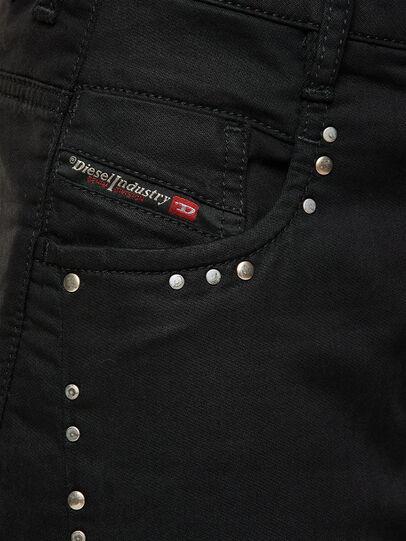 Diesel - FAYZA JoggJeans® 069NC, Nero/Grigio scuro - Jeans - Image 3