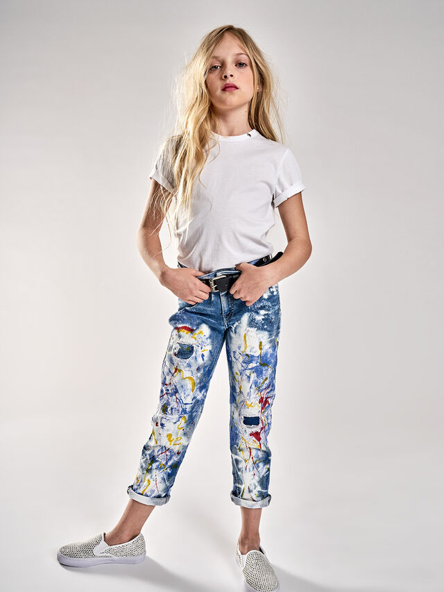 REEN-J JOGGJEANS-N, Blu Jeans