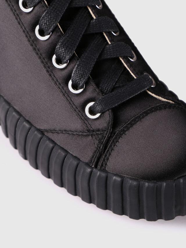 Diesel - S-EXPOSURE CLC W, Nero - Sneakers - Image 4