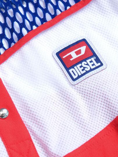 Diesel - DREIA, Rosso/Bianco - Vestiti - Image 3
