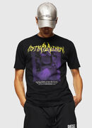 T-JUST-B24, Nero - T-Shirts