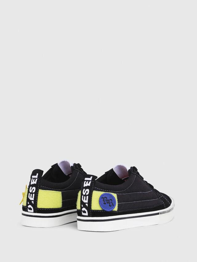 Diesel - D-VELOWS LOW PATCH W, Nero - Sneakers - Image 3