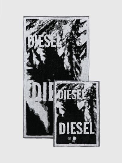 Diesel - COPP FLORASHADOW, Nero - Bath - Image 2