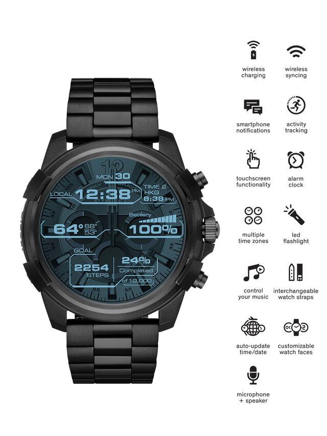 Diesel DT2007, Nero - Smartwatches - Image 1