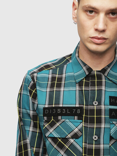 Diesel - S-TAKESHI,  - Camicie - Image 3
