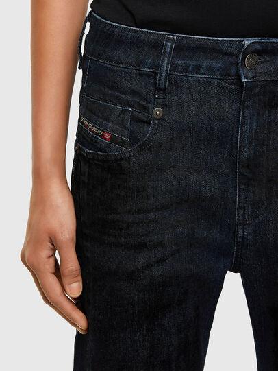 Diesel - Fayza 009QD, Blu Scuro - Jeans - Image 3